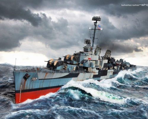 USS De Haven